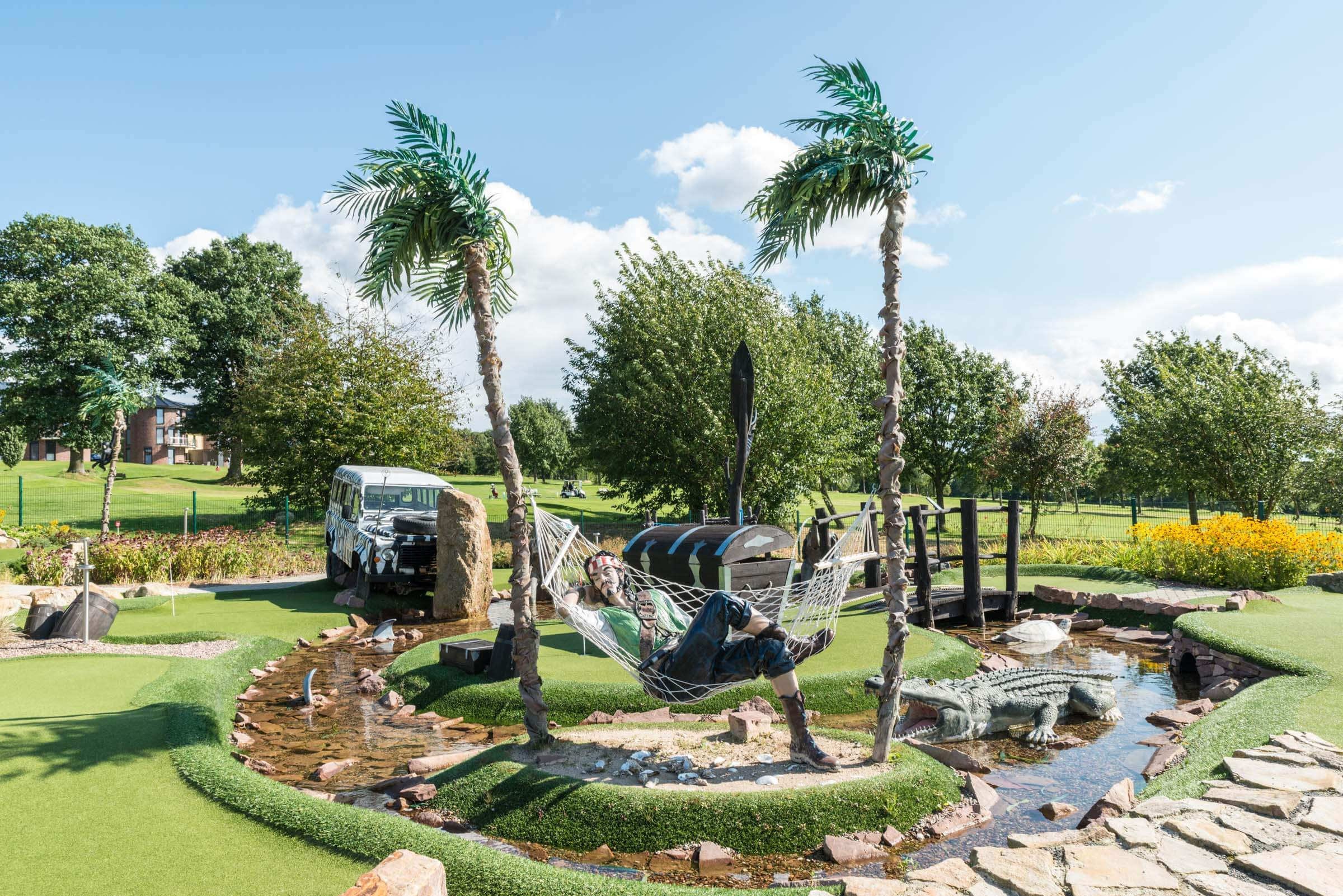 Adventure Golf Pirat