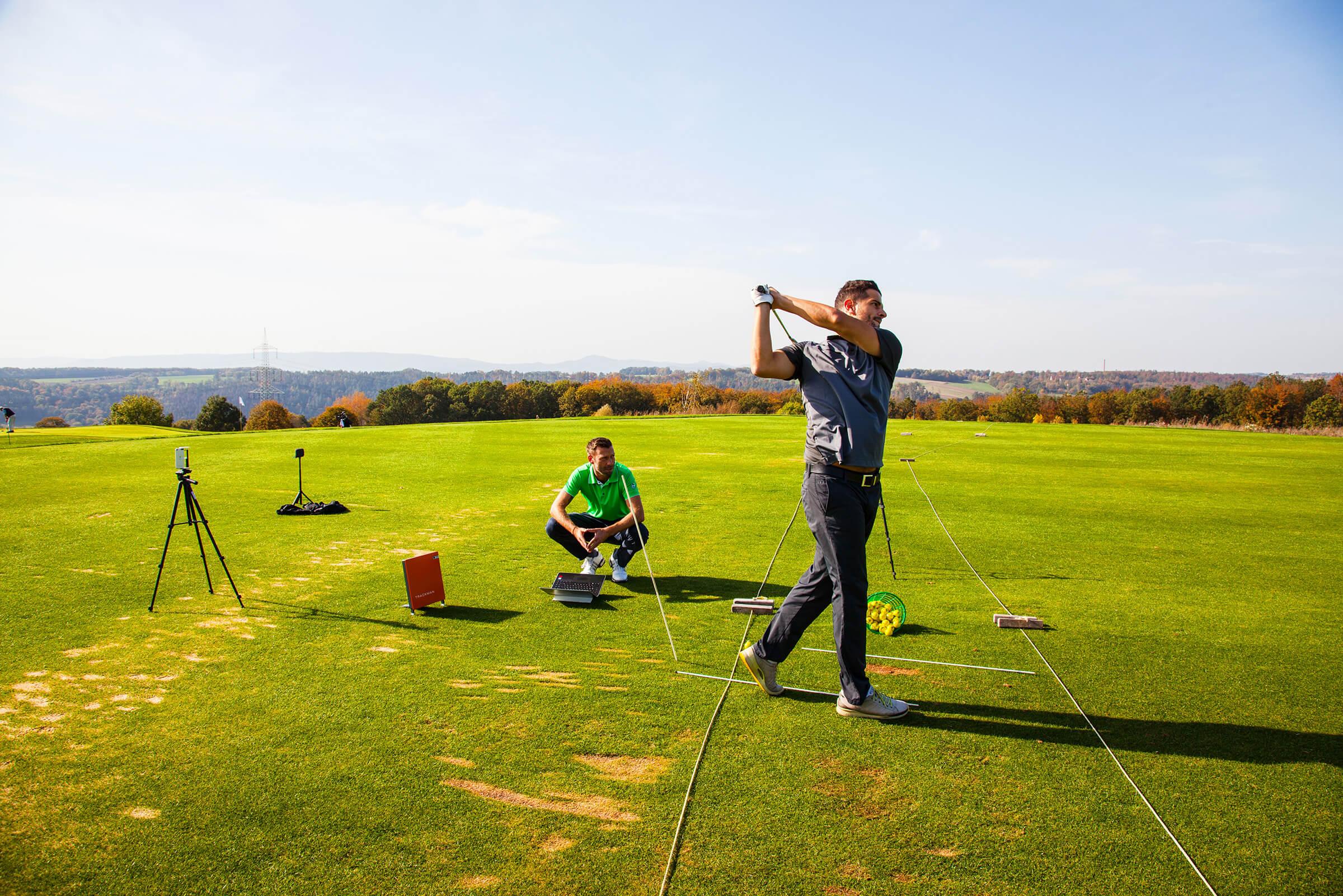 Golfunterricht Dennis Hilgenberg