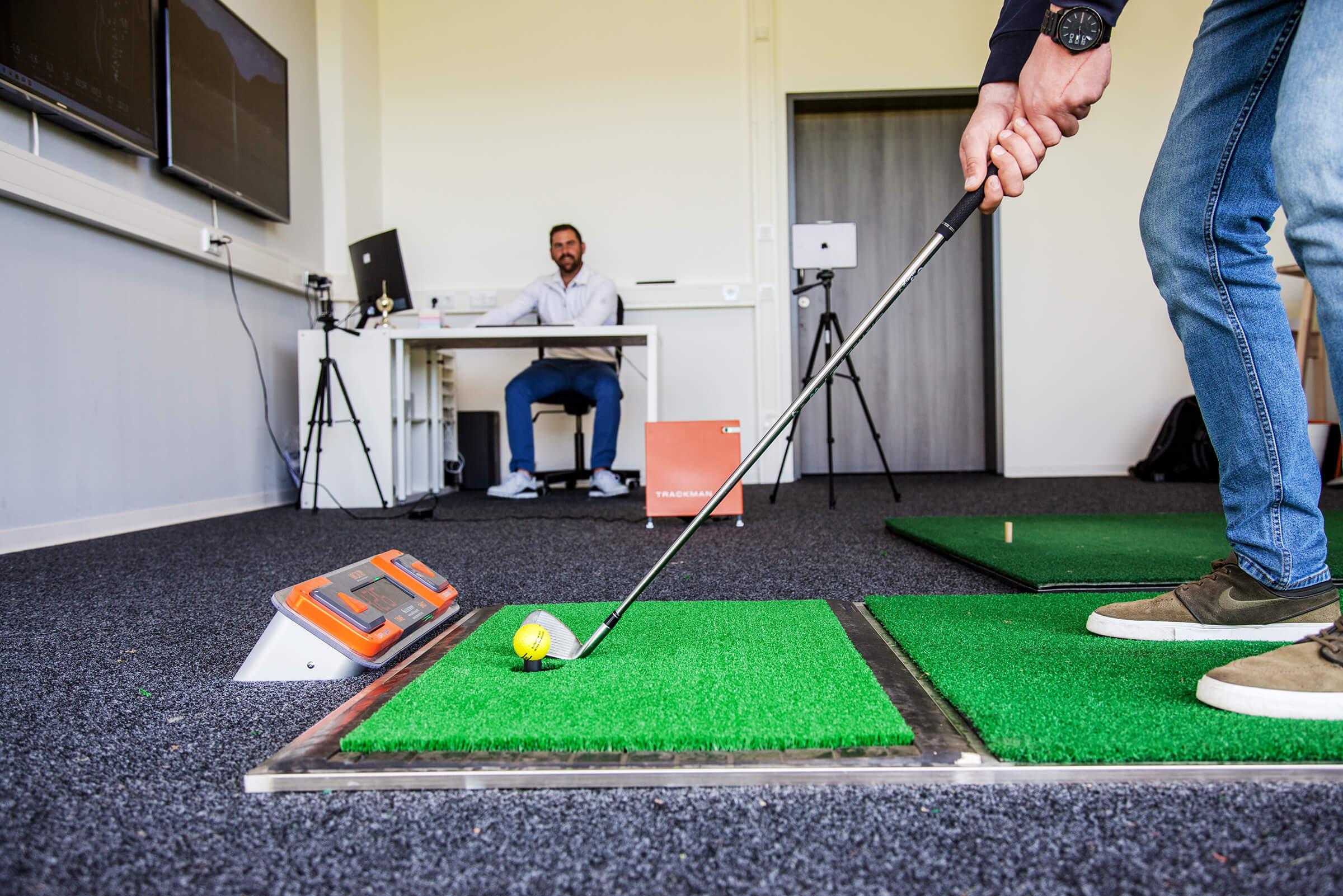 Golfunterrricht Fabian Becker