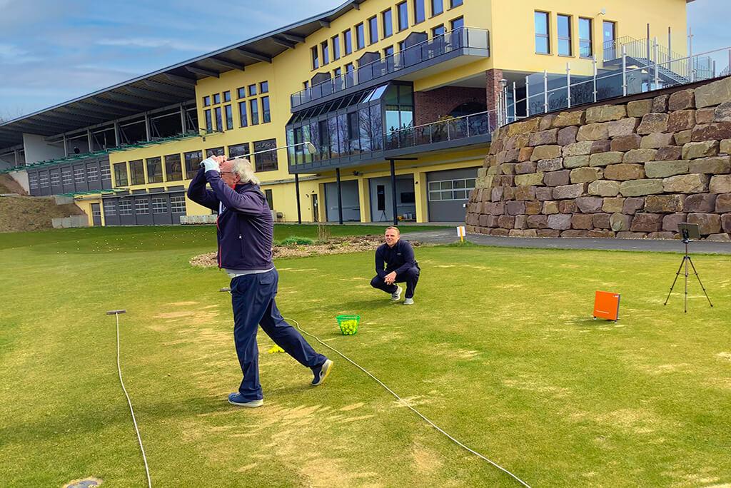Golfunterricht Daniel Wünsche