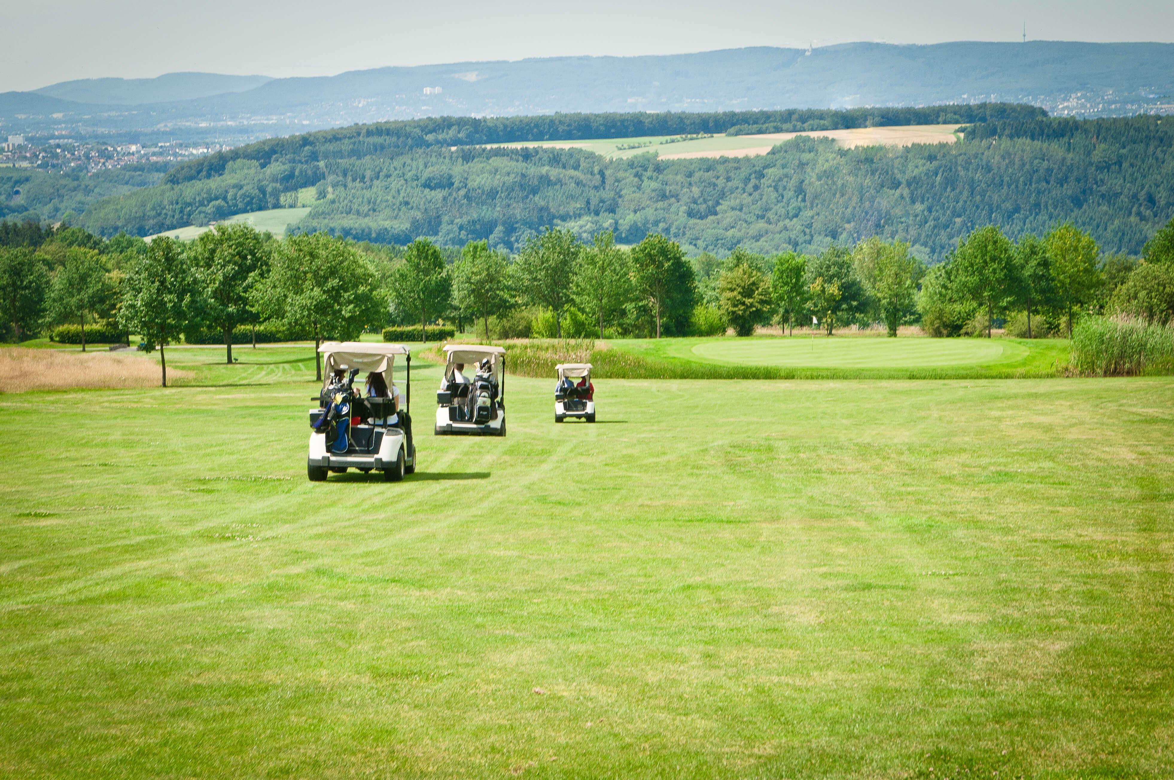 Golfcaddys